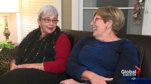Alberta woman's pen pal correspondence evolves after 50 years