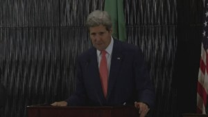John Kerry, Ban Ki-moon comment on cease-fire rejection