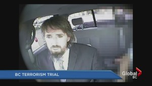 Canada Day terror trial: Crown opposed evidence introduced