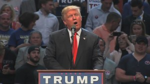 Donald Trump renews Canadian attack on Ted Cruz, vows not to tone down rhetoric