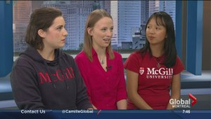 McGill's Flyer girls return