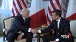 Breaking down the complicated relationship between Trump and Macron