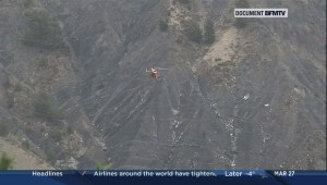 Latest on French Alps Jet Crash