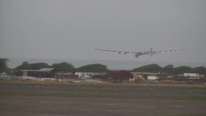 Solar Impulse makes successful landing in Hawaii
