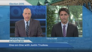 One-on-One with Justin Trudeau