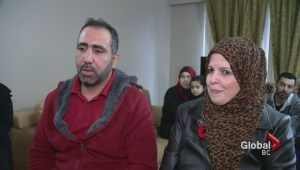 Extended interview: Syrian family's struggles since coming to Canada
