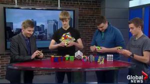 Rubik's Speed Cubers