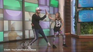 Sherwood Park dancer wows Ellen following viral smash