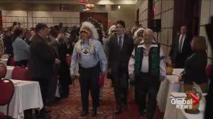 Prime Minister Trudeau tempers expectations with improving the lives of Indigenous people