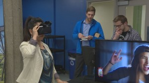 Virtual reality takes off at Lethbridge College mixer