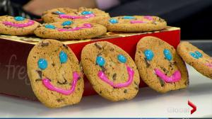 Tim Hortons Smile Cookies in support of the Stollery