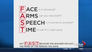 New campaign focuses on responding FAST to signs of stroke