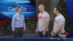 Work out with Olympic Athletes in the FANfit challenge