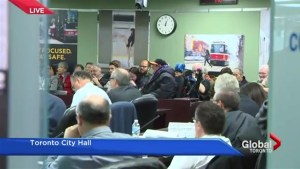 TTC board to vote on proposed 2017 fare hike