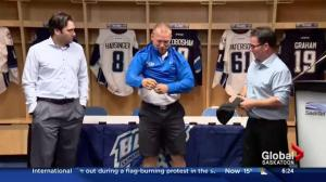 Saskatoon Blades turn to homegrown talent for coaching staff