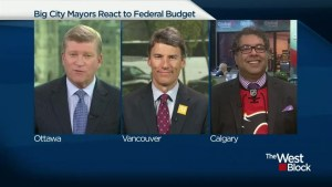 Big city mayors say transit funding should be coming faster