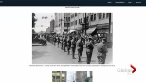 New interactive app captures Vancouver's past and present