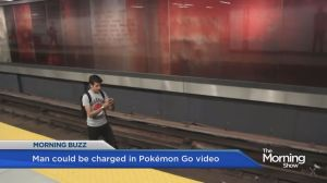 Comedian in trouble with police after Pokémon Go parody video