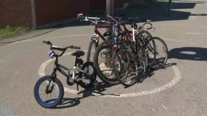 Used bikes get new life thanks to Kirkland school