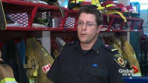 Alberta fire department raising alarm