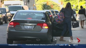Jacky Kennedy discusses pedestrian safety