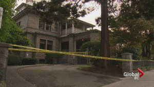 Body found on grounds of historic West End mansion