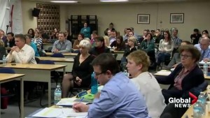 Public consultations address overcrowding at Riverside school board