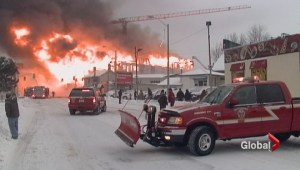 22 charges laid in huge Kingston fire