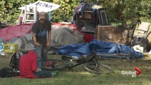 Shocking Vancouver homeless numbers