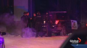 Calgary Police Service investigate officer involved shooting in Falconridge