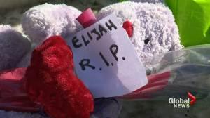 Support floods in after little Elijah dies in hospital