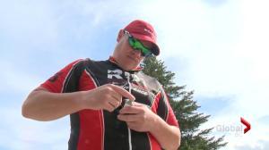 B.C. man with type 1 diabetes trains for Ironman triathlon