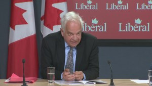 Liberals comment on using figures that project oil cost at $60 a barrel