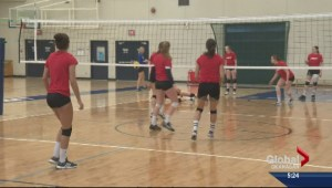Okanagan Heat women's volleyball team confident of playoff success