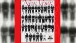 New York Magazine features 35 alleged Cosby victims on cover