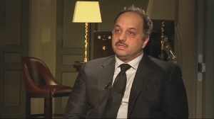 Qatari foreign minister calls critics 'prejudiced'