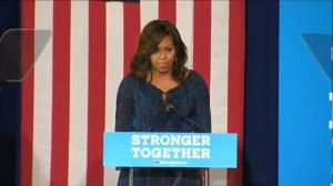 Michelle Obama, Bernie Sanders giving Hillary Clinton a boost on the campaign trail