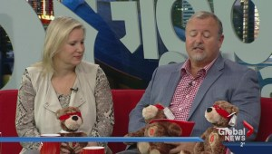 Brickley Bear Campaign supports the Alberta Children's Hospital