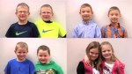 Four sets of twins in one grade in small Michigan school