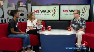 Jayman Built MS Walk aims to find a cure for multiple sclerosis