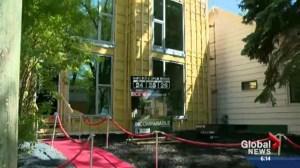 First 'BONE Structure' home in Saskatoon