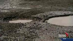 City of Saskatoon fills 100,000 potholes so far this year