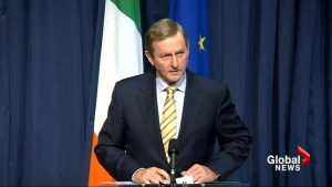 Irish PM stifles debate over all-Ireland unification following 'Brexit' vote