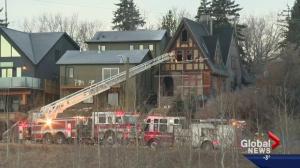 Calgary police investigate suspicious fire in Renfrew