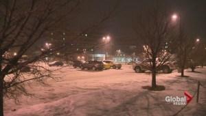 Regina General Hospital employee threatened at gunpoint