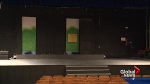 Roxy Theatre's curtain will rise again