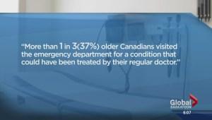 Seniors access to health care a concern