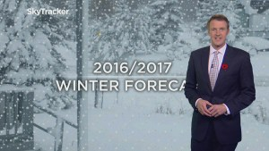 2016 / 2017 Canada Winter Forecast