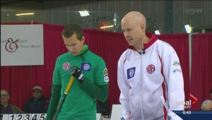 Kevin Koe's new team