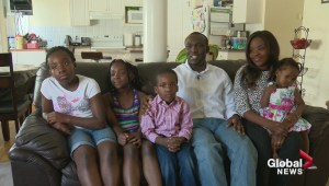 The story of one family's quest to become Canadian
